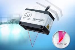 Optimierte Lasersensoren für Oberflächen
