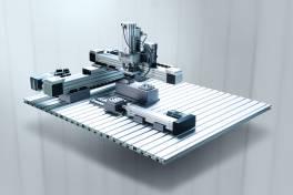Neue multitechnologische elektrische Antriebe