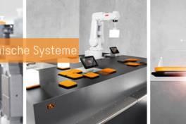 Digitaler Innovation-Workshop: Mechatronische Systeme