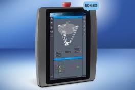 HGT 1053: Handbediengerät mit Multitouch und Visualisierungspower