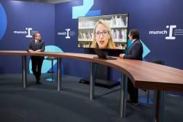 automatica sprint bietet Automatisierungsbranche erfolgreich eine digitale Bühne