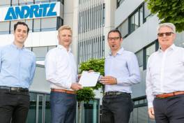 Andritz startet Ausbildungskooperation mit der TU Graz