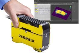 Cognex stellt das 3D-Bildverarbeitungssystem In-Sight® 3D-L4000 vor