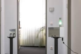 Schmersal-Zutrittskontrollsystem für Einzelhandel und Dienstleister