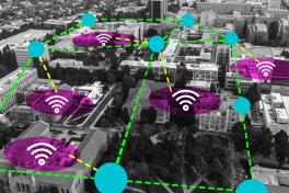 Netzwerk-Erweiterung mit WLAN Richtfunkantennen