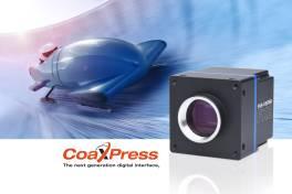 CoaXPress-12 optimal genutzt