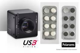 Kameras mit 12 MP polarized Sensor für neue Anwendungsmöglichkeiten