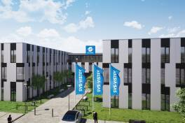 Neues Firmengebäude für SVS-Vistek