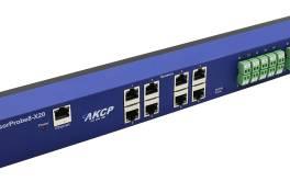 Neues Design für Serverraum-Überwachung sensorProbe