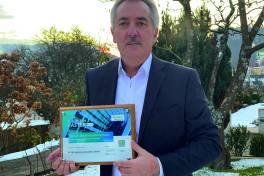 Erneut Doppel-Auszeichnung für Acam Systemautomation