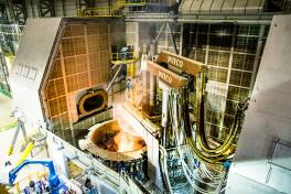 Der Digitale Zwilling des Stahlwerks