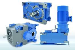 Industriegetriebe für Heavy Duty-Anwendungen