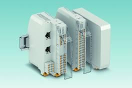 Elektronikgehäuse für komplexe I/O-Anwendungen