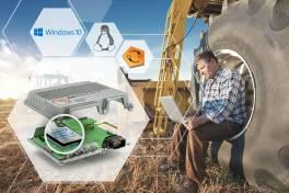 Hypervisor-Software reduziert Platzbedarf in mobilen Arbeitsmaschinen