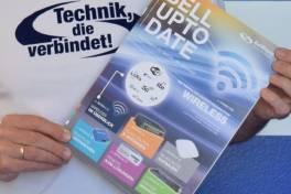 Bell-Up-to-Date: neues Magazin mit Schwerpunkt Wireless