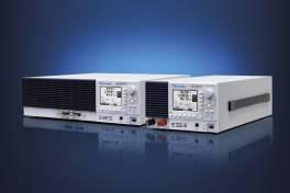 Neue programmierbare elektronische Gleichstromlasten der SFL-Serie