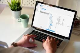 Der neue OPC UA Browser in evon XAMControl