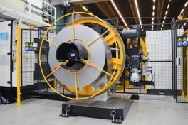Maßgeschneiderte Bandzuführanlagen in der Rotor- und Statorfertigung