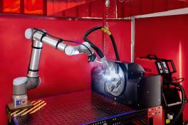 Neue Automatisierungslösungen und Schweißprozesse