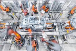Audi setzt auf Technologie-Know-how von Kuka