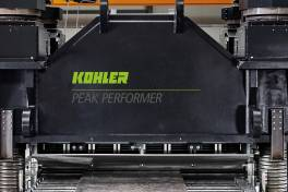 Laura Staalcenter in Maastricht investiert in Kohler Teilerichtmaschine