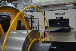 Kohler-Bandanlagen überzeugen in der Rotor- und Statorfertigung bei Kienle & Spiess