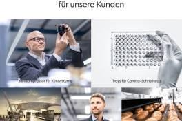 Thermomanagement-Spezialist im neuen Look: technotrans launcht neue Website