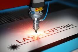 Laser-Schmelzschneiden, -Brennschneiden und die verwendeten Gase