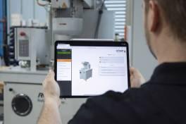 Rösler Smart Solutions – innovative Digitalisierungslösungen für die Strahl- und Gleitschlifftechnik