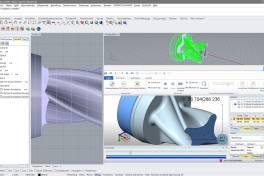 Das neue CAD – CAM Duo –  Rhino 7 und BobCAM für Rhino