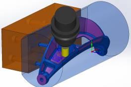 Hochpräzise GFK-Serienbearbeitung mit Inline-Prozesskontrolle