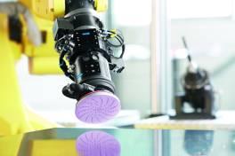 Kooperation von Schunk und 3M eröffnet neue Möglichkeiten für das automatisierte Schleifen