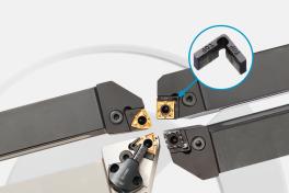 RhinoTurn-Adapter für Standarddrehhalter