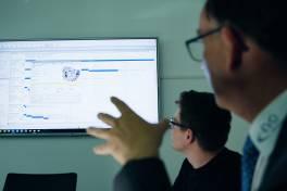 Digitaler Produktionsfortschritt für transparente Produktionssteuerung