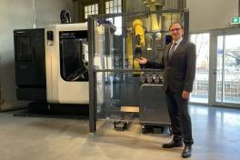 Smart Factory öffnet am 1. Juli 2021