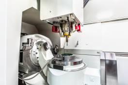 Neue Technologie für das Hartmetallfräsen