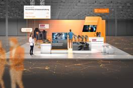 Virtuelle Messe präsentiert Lösungen für effiziente Fertigungsprozesse rund um die Maschine