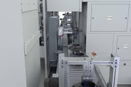 Kompakte Fertigungslösung für Lkw-Radnaben