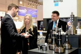 GrindTec 2022: Prozesskette der Schleiftechnologie im Fokus