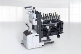 Automatisierte Fertigung über den gesamten Prozess