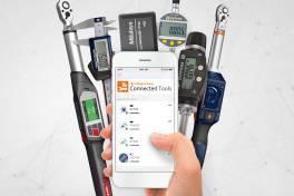 Hoffmann Group Connected Tools wächst mit Mitutoyo Bowers, Sylvac und Holex