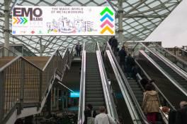 Großer Erfolg der EMO MILANO 2021