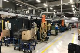 Automatisierung vorhandener Werkzeugmaschinen
