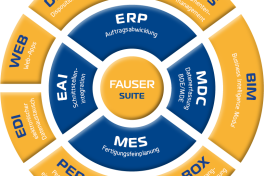 FAUSER SUITE: Manufacturing Excellence Software
