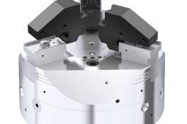 Voll automatisierbarer Spannbacken-Schnellwechsel