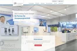 ZCC Cutting Tools Europe stellt seine neue Webseite vor