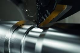 Stahldrehsorten für höchste Produktivität