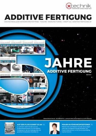 Additive Fertigung Ausgabe 3/September 2020
