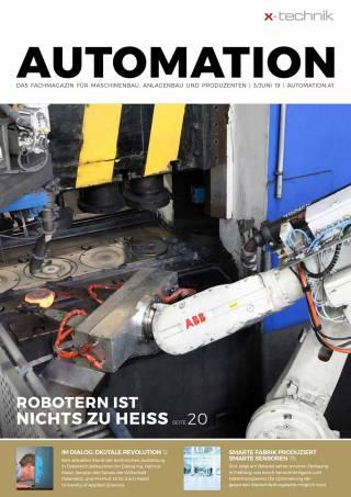 Automation Ausgabe 3/Juni 2019