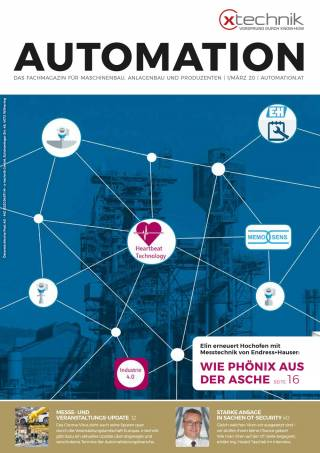 Automation Ausgabe 1/März 2020